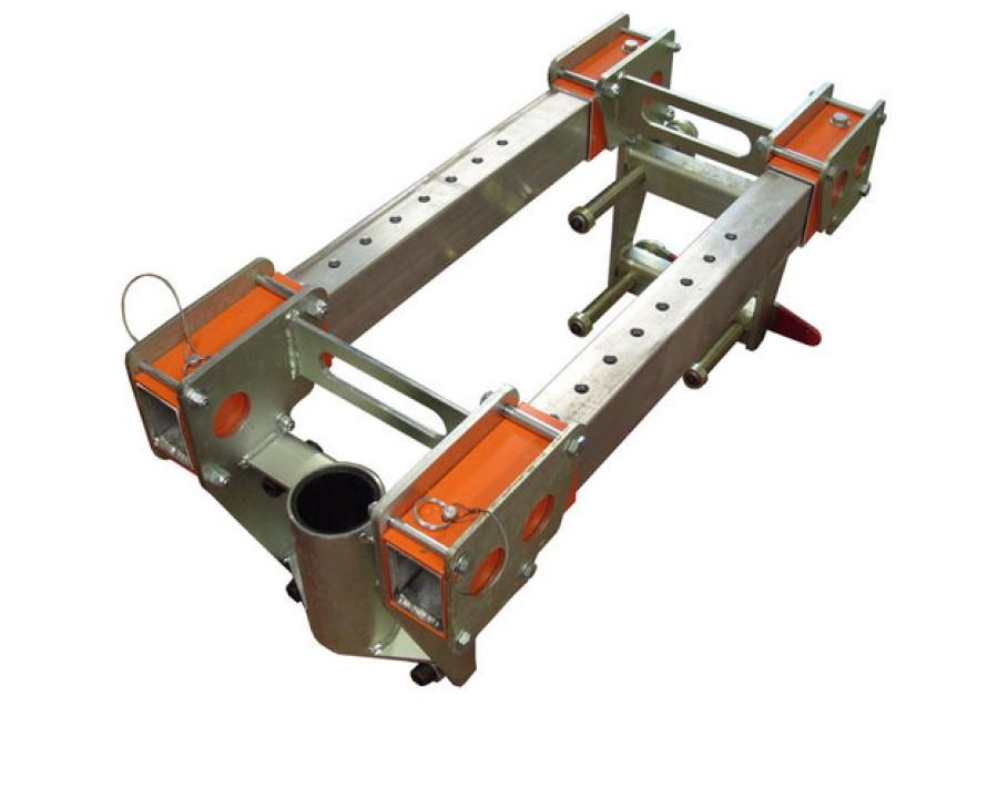 Abtech Safety Adjustable Barrel Mount 30029