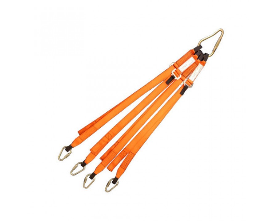 Abtech Safety Adjustable Stretcher Lifting bridles ABSS