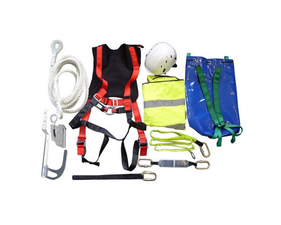 Abtech Safety Complete Roofer Kit
