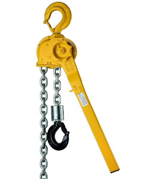 YALE D85 PUL-LIFTS® With Zinc Plated Link Chain