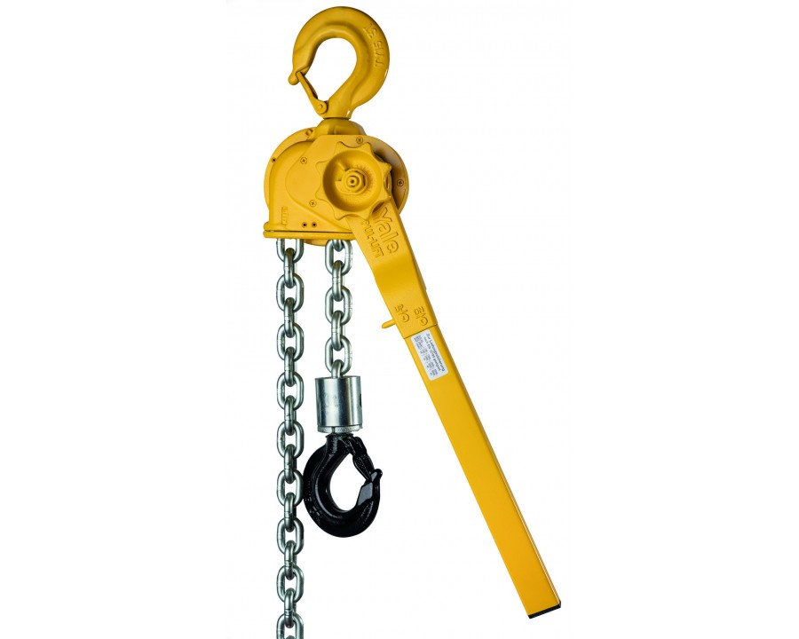 YALE D85 PUL-LIFTS® WithZincPlatedLinkChain