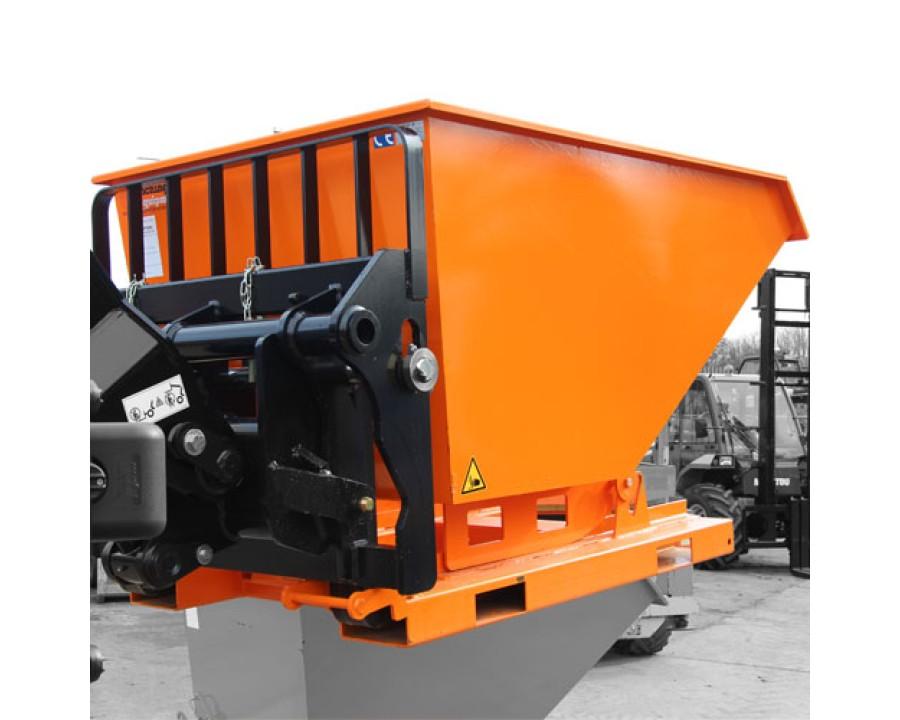 Eichinger Tipping Skip | Telehandler & Forklift 2013