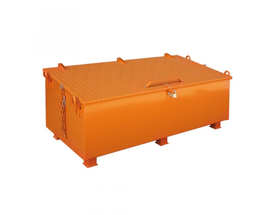 Eichinger Site Storage Box / Steel 1210
