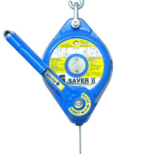 Globestock G.Saver II Fall Arrester & Rescue Winch - GSE407-434