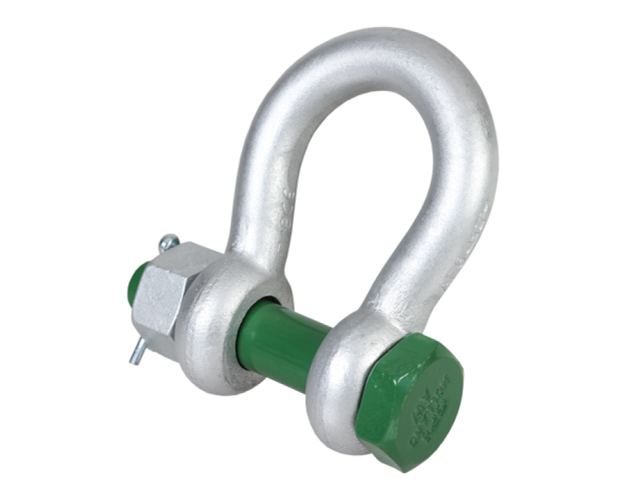 Green Pin® Bow Shackle BN