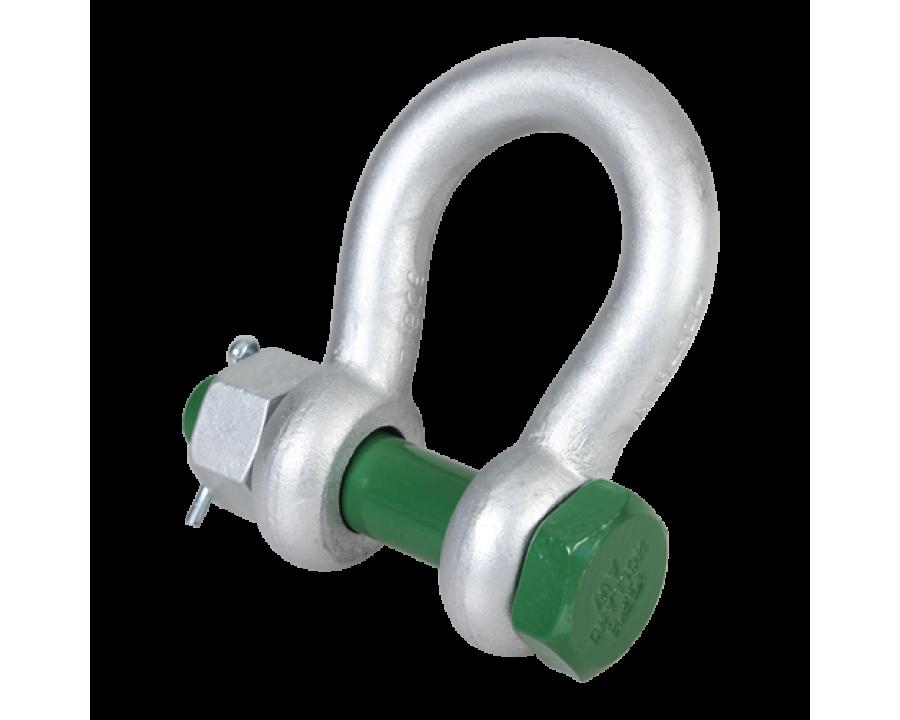 Green Pin® Bow Shackle BN