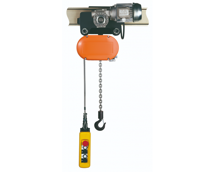 CM Lodestar Electric Chain Hoist - Electric Travel