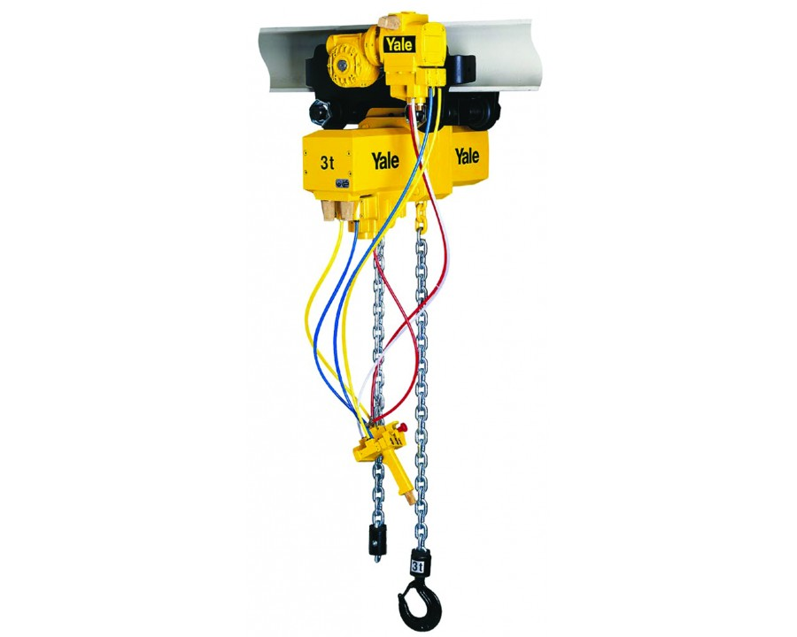 CPA 'Heavy Duty' Pneumatic Chain Hoists