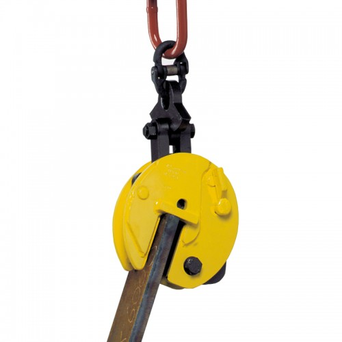 CX 'Hinged' Vertical Plate Clamps (Heavy duty - Side loading)