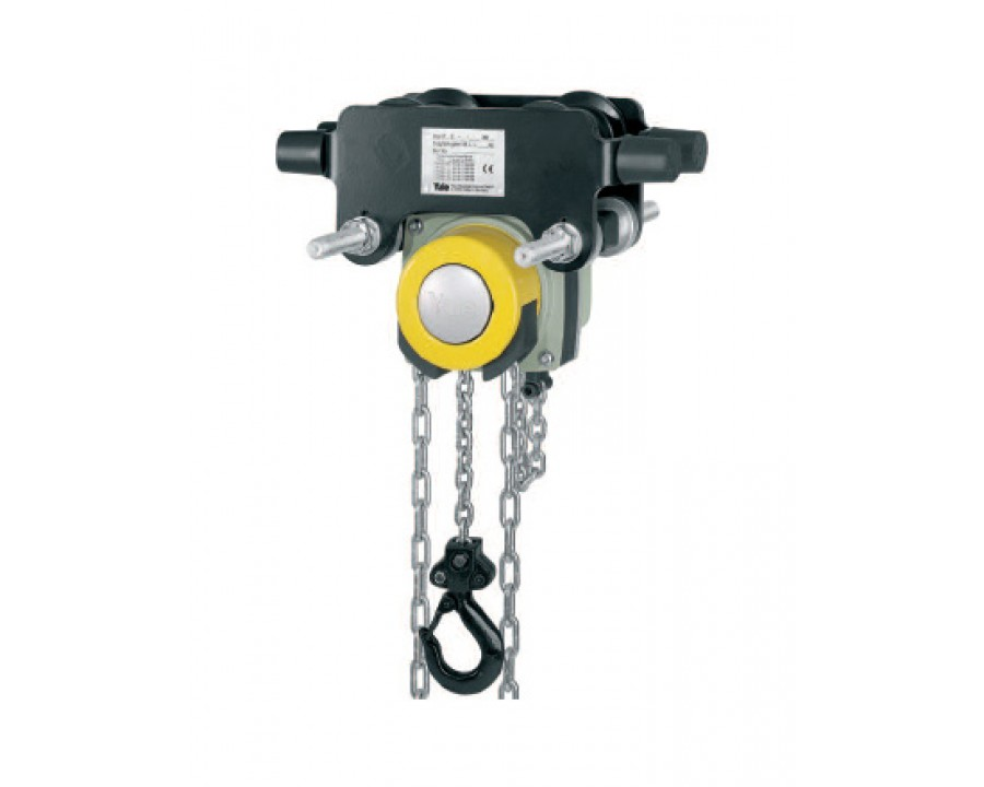 Yalelift 360® MK III 'Integral' Push Trolley Hoist