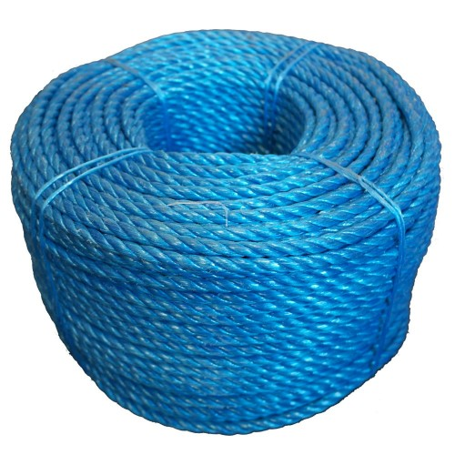 Commercial Polypropylene Rope 3/Strand (220mtr coils)
