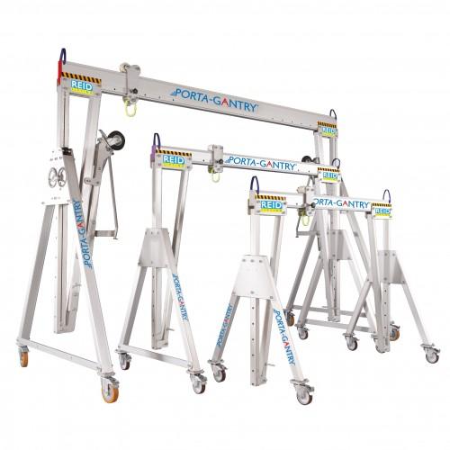REID 1000kg Aluminium Porta Gantry