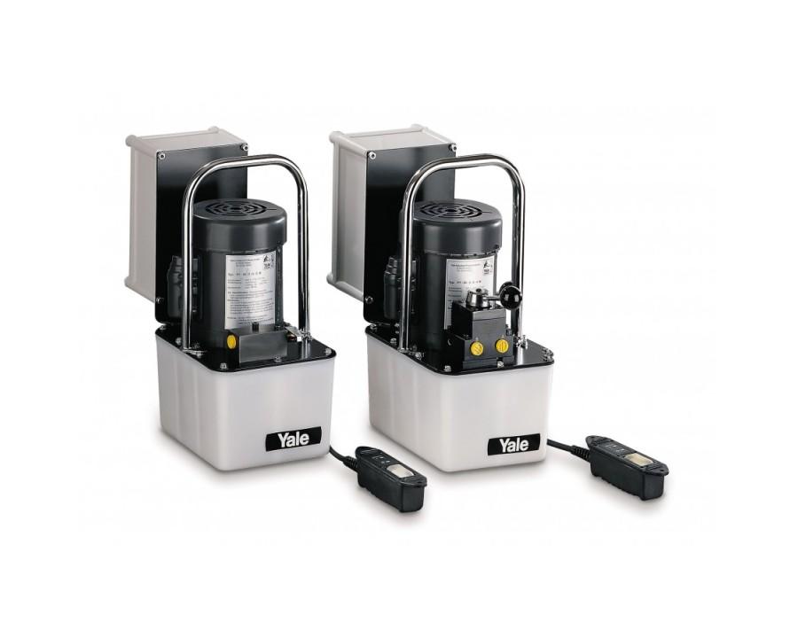 PY 'Portable'HydraulicPower Pumps