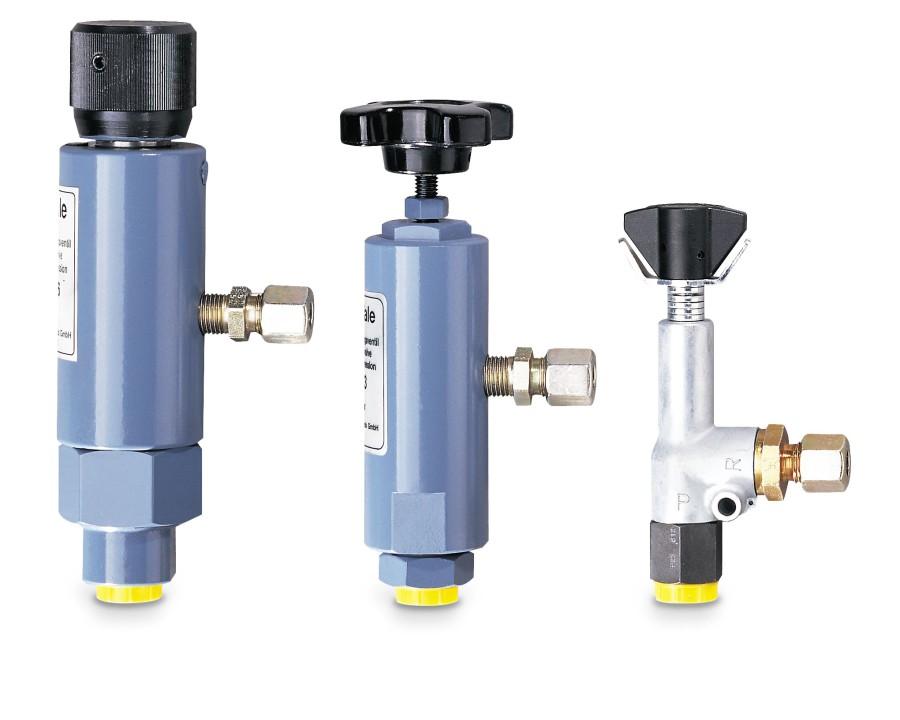 VPR External Pressure Relief Valves