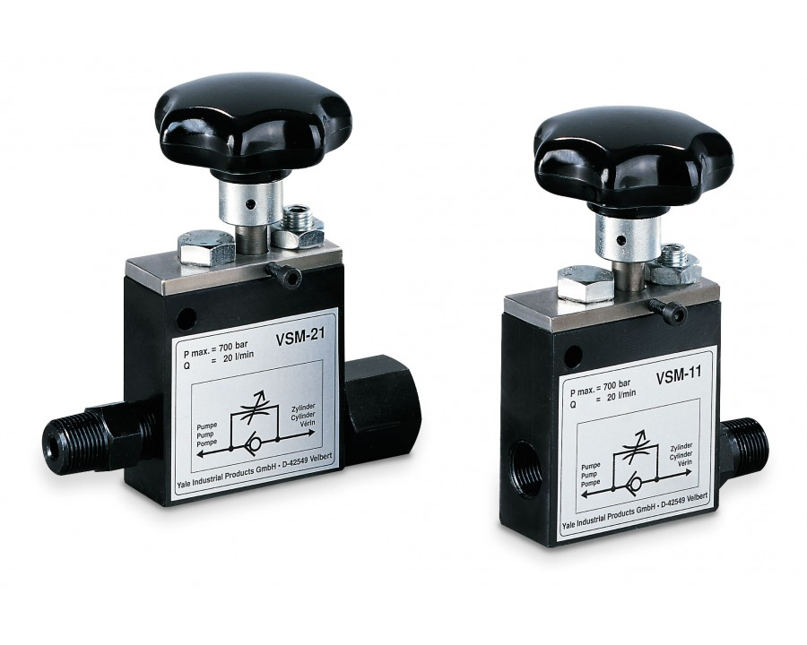 VSM Safety Check Valves