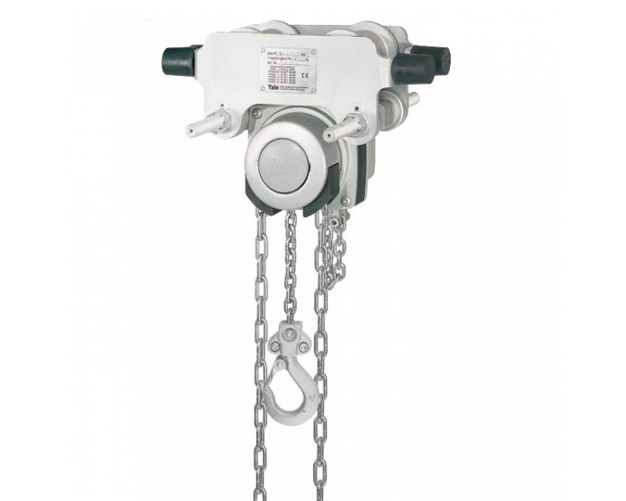 CR Yalelift ITG Geared Trolley Hoist F/W Stainless Steel Chain