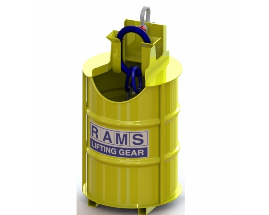 Chain Storage Barrel - CSB 1.0