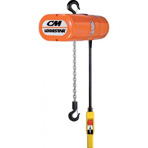 CM Lodestar Electric Chain Hoist 110v, 230v & 400v