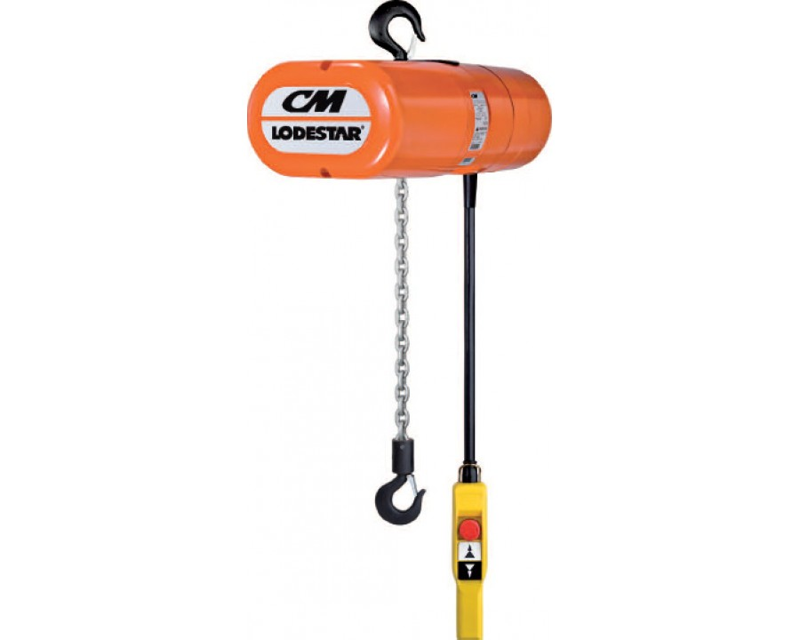 CM Lodestar Electric Chain Hoist 110v, 230v & 400v