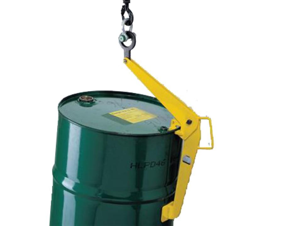 DCV500 'Vertical Lift' Drum Clamp