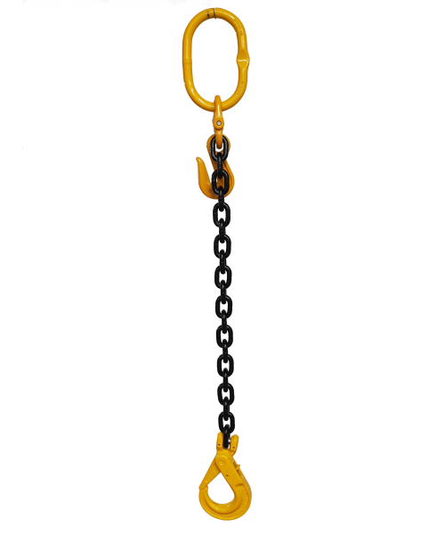 Gunnebo Grade 8 10mm Single Leg 3.15 Tonne Chain Sling