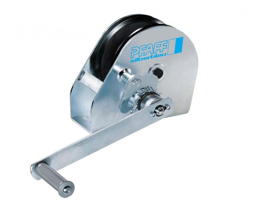 LB Galvanised Wire Rope Winches