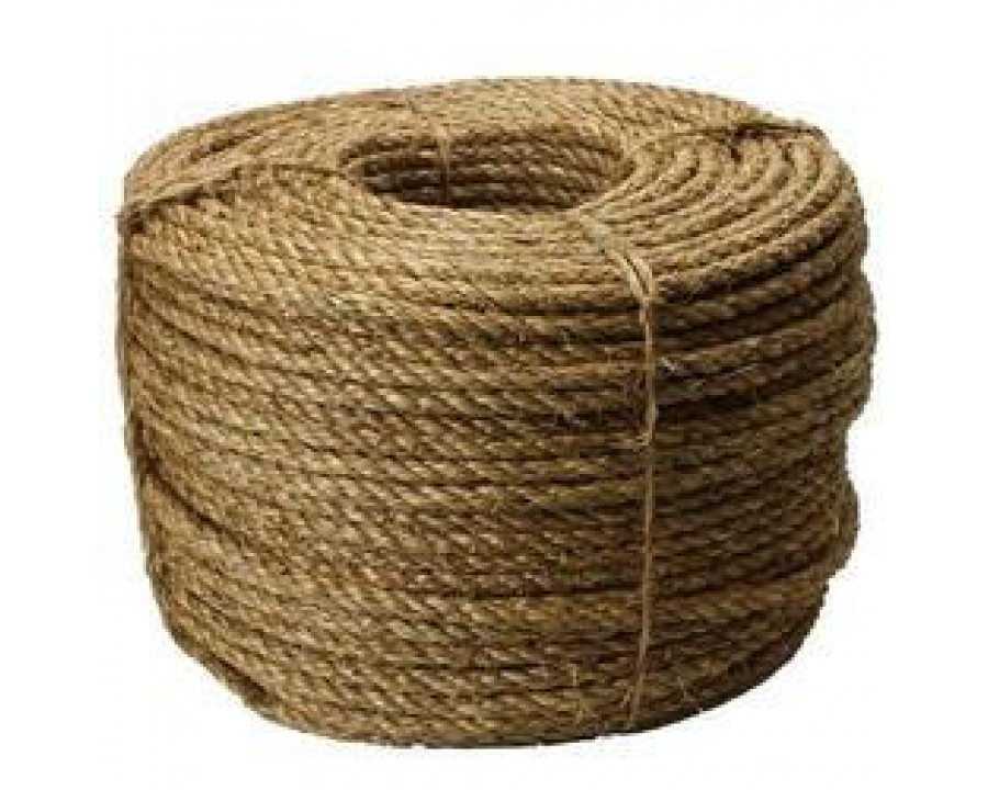 Manial Rope 3/Strand Grade 1 (220mt coils/cut)
