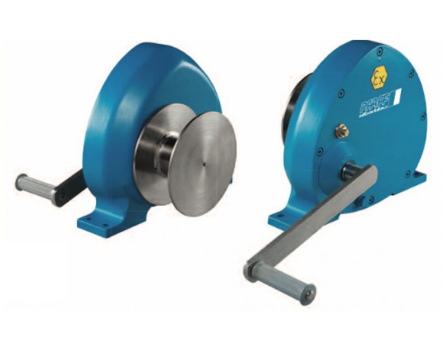 Omega Manual Wire Rope Winches