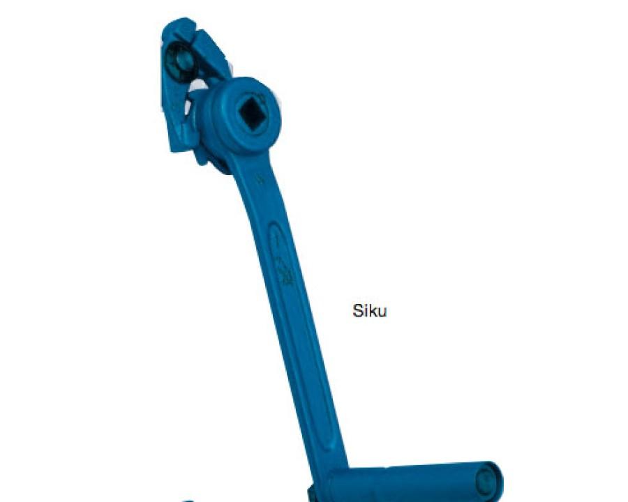 SIKU Safety Ratchet Cranks