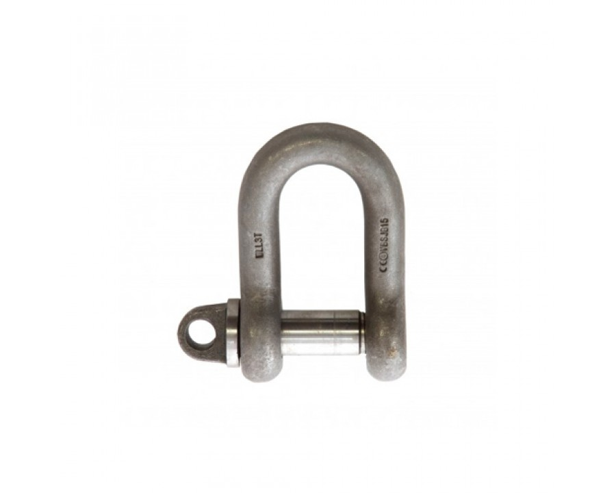 BS Self Colour Small Dee Shackle