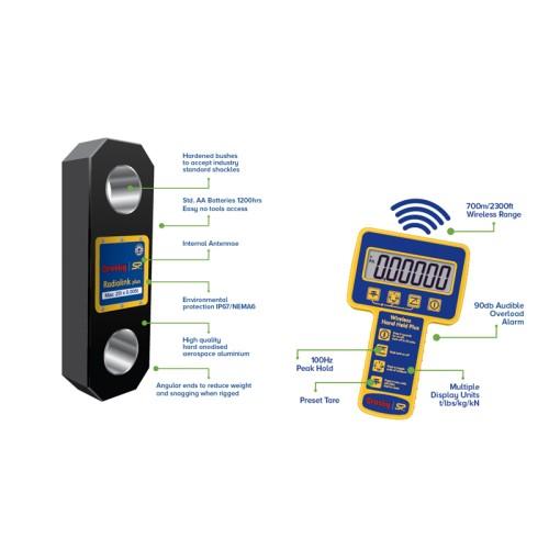 Wireless Load Link Indicator – Radiolink plus