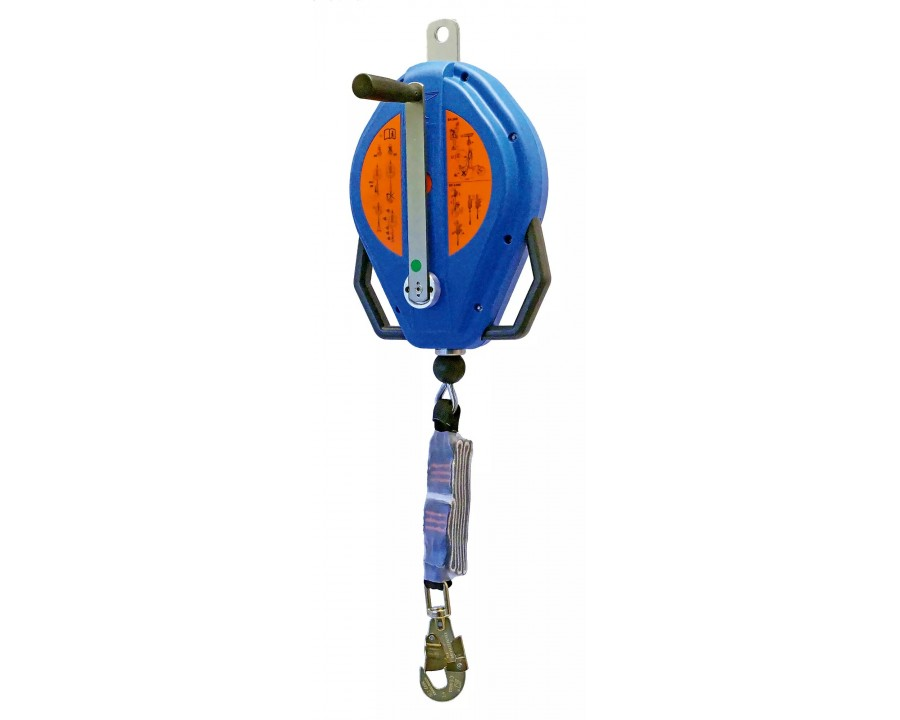 blocfor™ R automatic fall protection device
