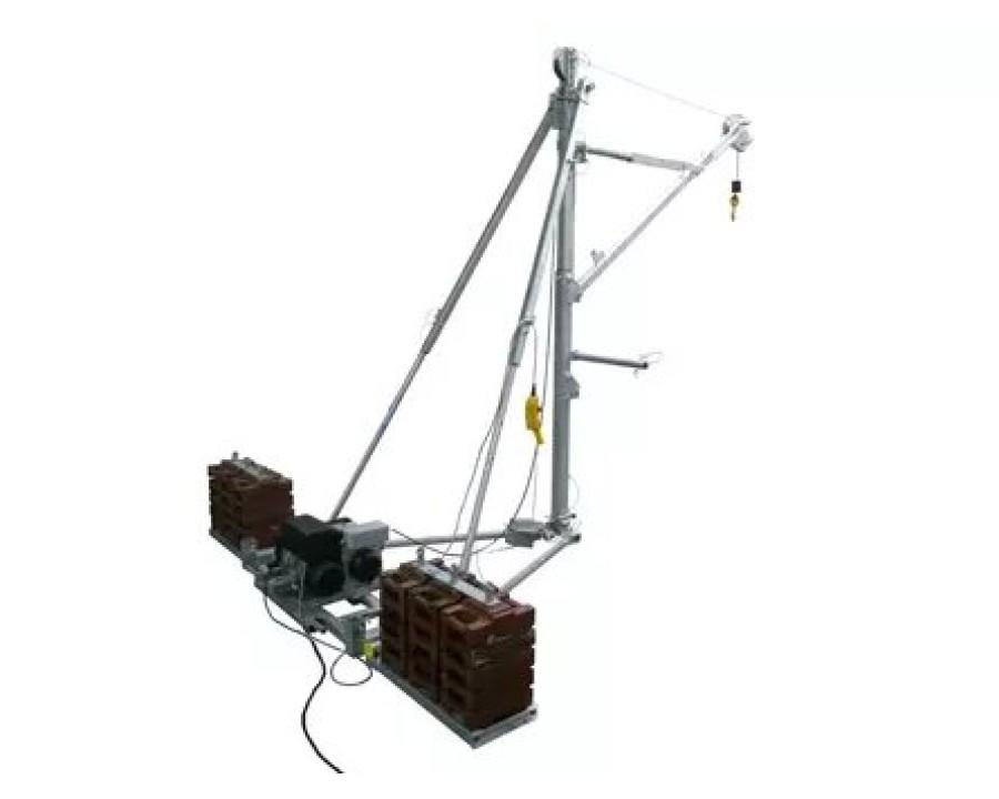 Sodenic™ jib crane