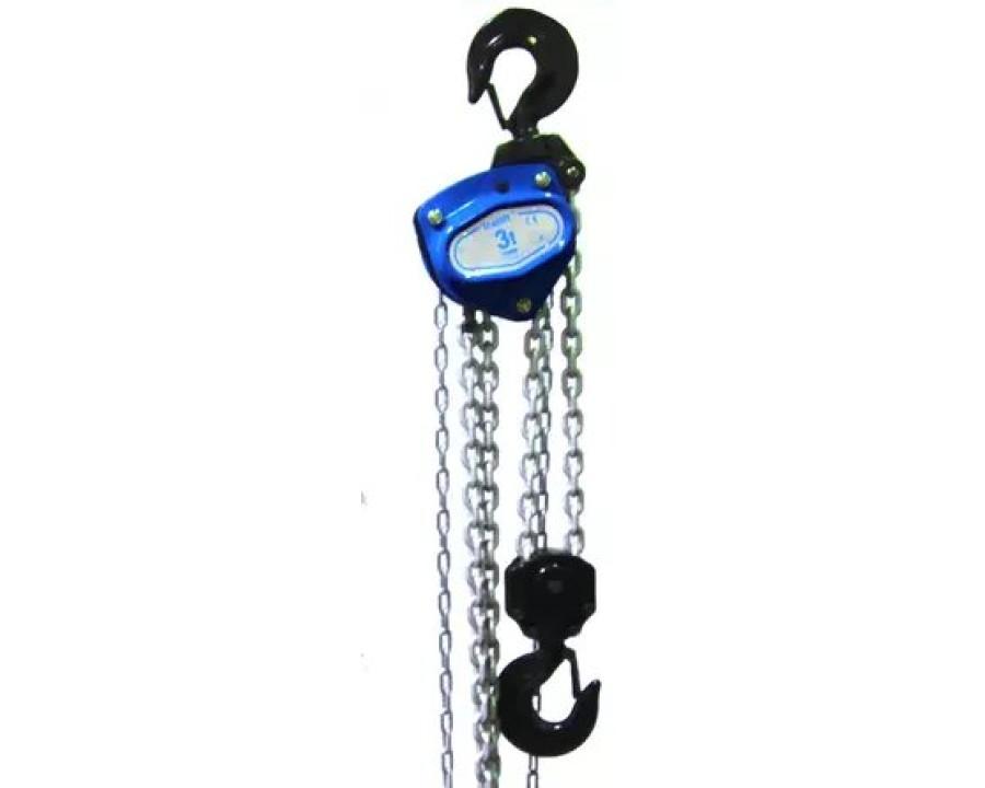 Tralift manual chain hoists   3 - 20 Tonnes