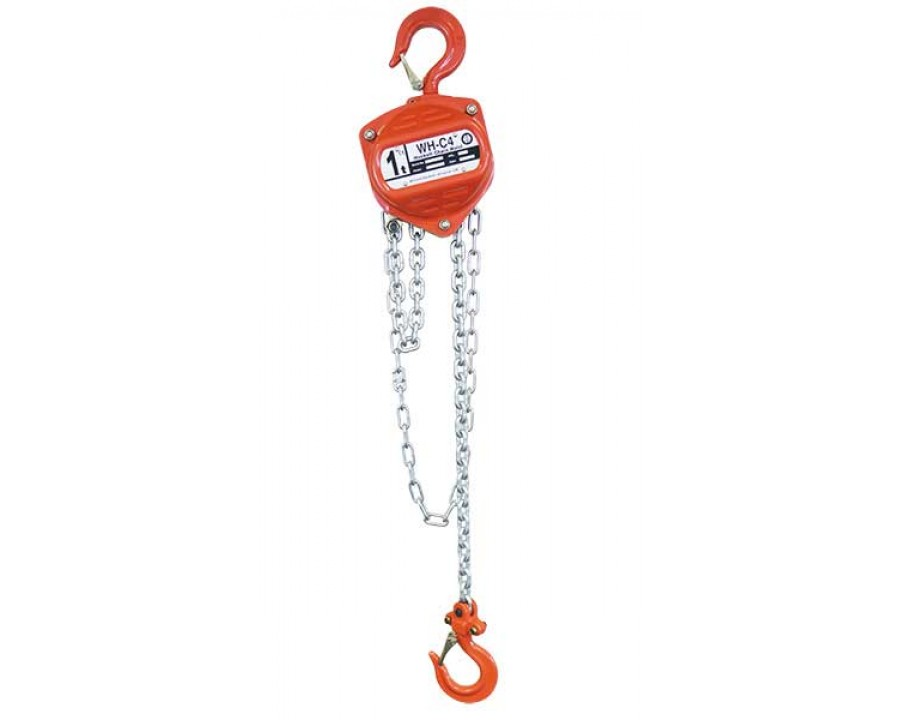 William Hackett WH-C4 chain hoist | 500Kg - 10 Tonnes