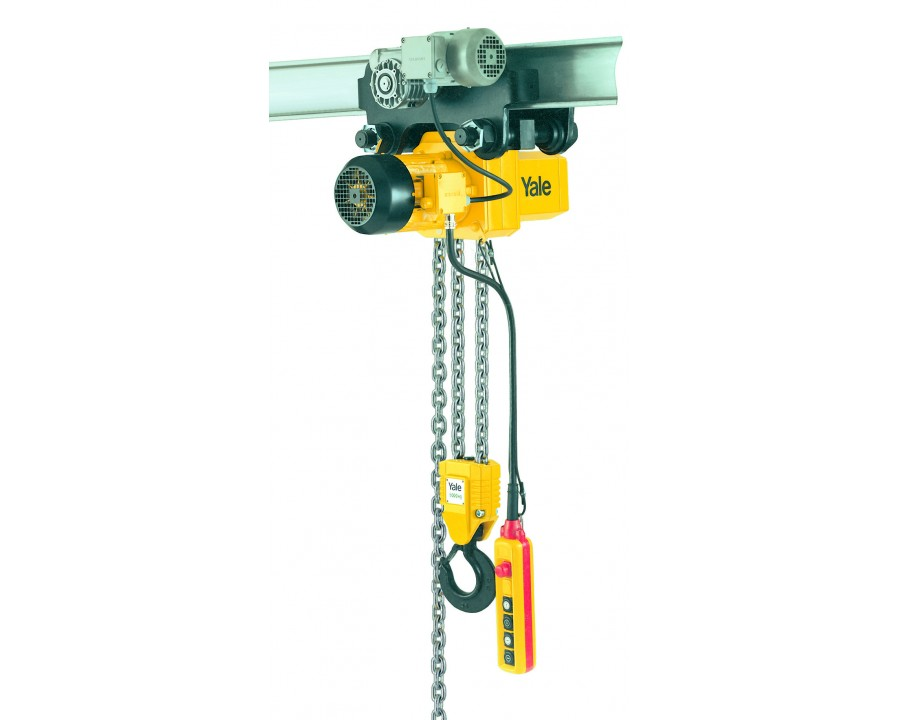 CPE Electric Chain Hoists - Single Speed