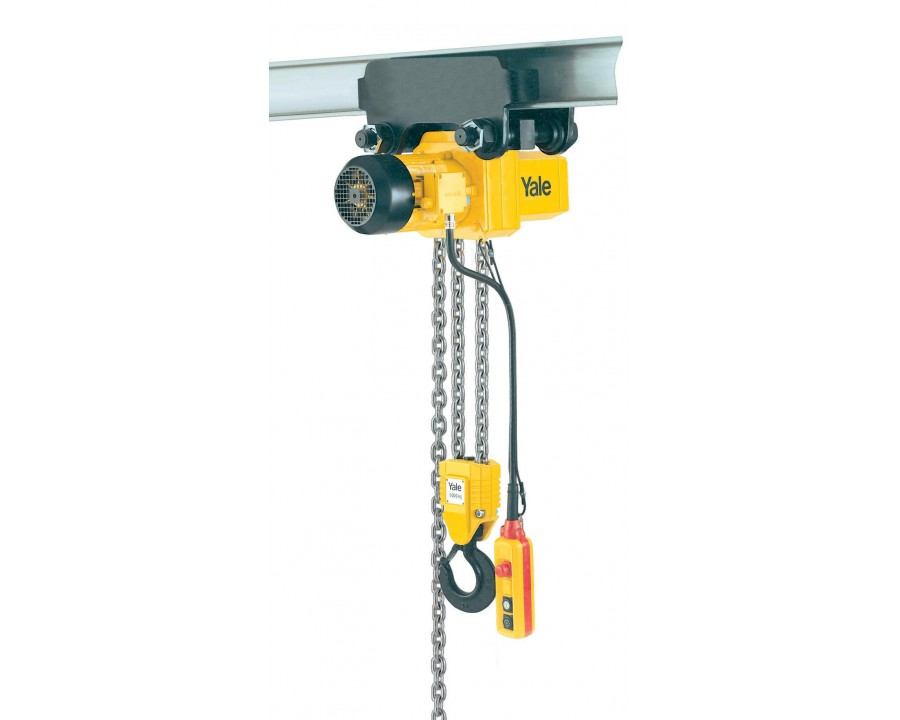 CPE Electric Chain Hoists - Push Trolley