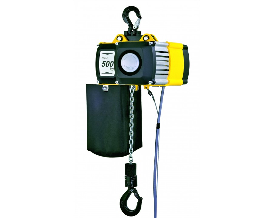 CPV/F 400v Electric Hoists (400v 3Ph 50hz) - Top Hook