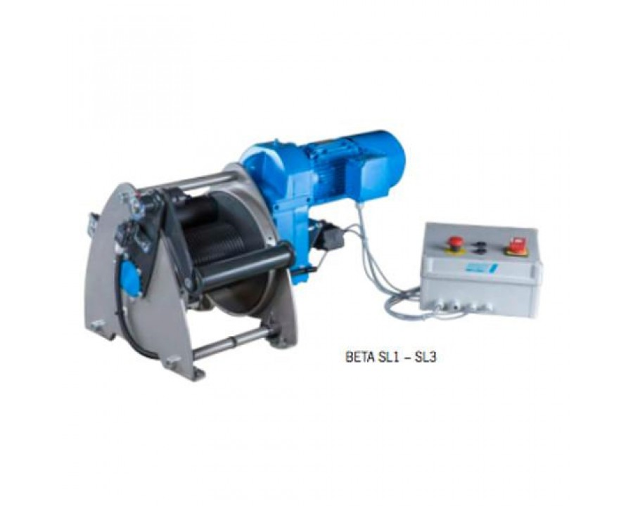 BETA SL Electric Wire Rope Winches