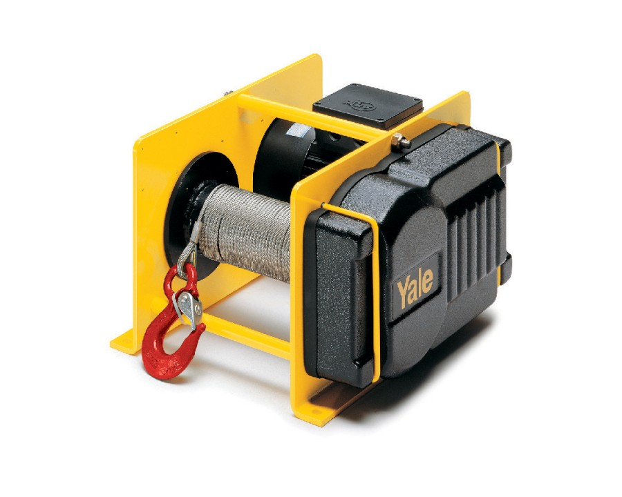 RPE 400/230v Electric Wire Rope Winches
