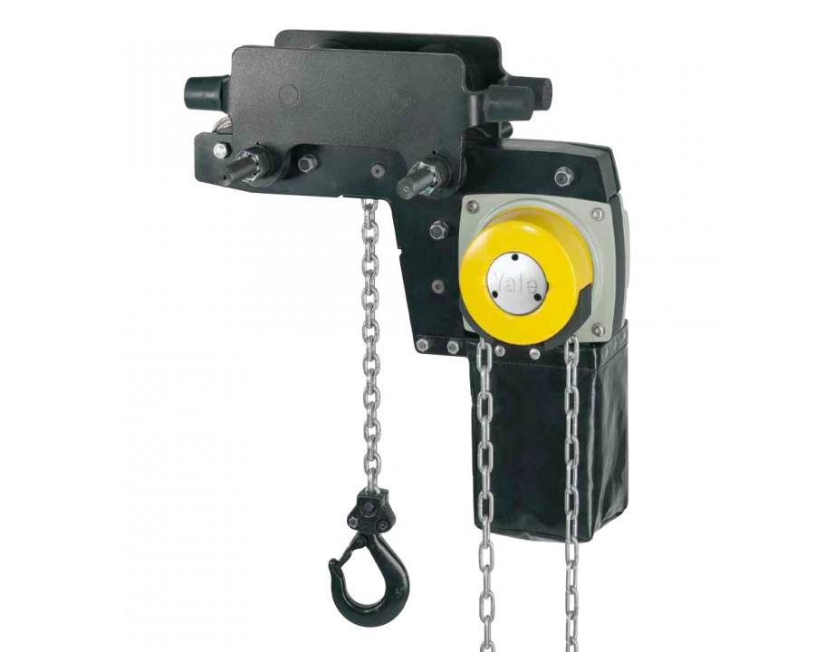 YLLHG Trolley Hoist 'Geared Travel