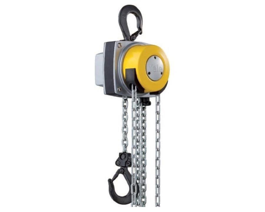 Yalelift 360® MKIII Hand Chain Hoists