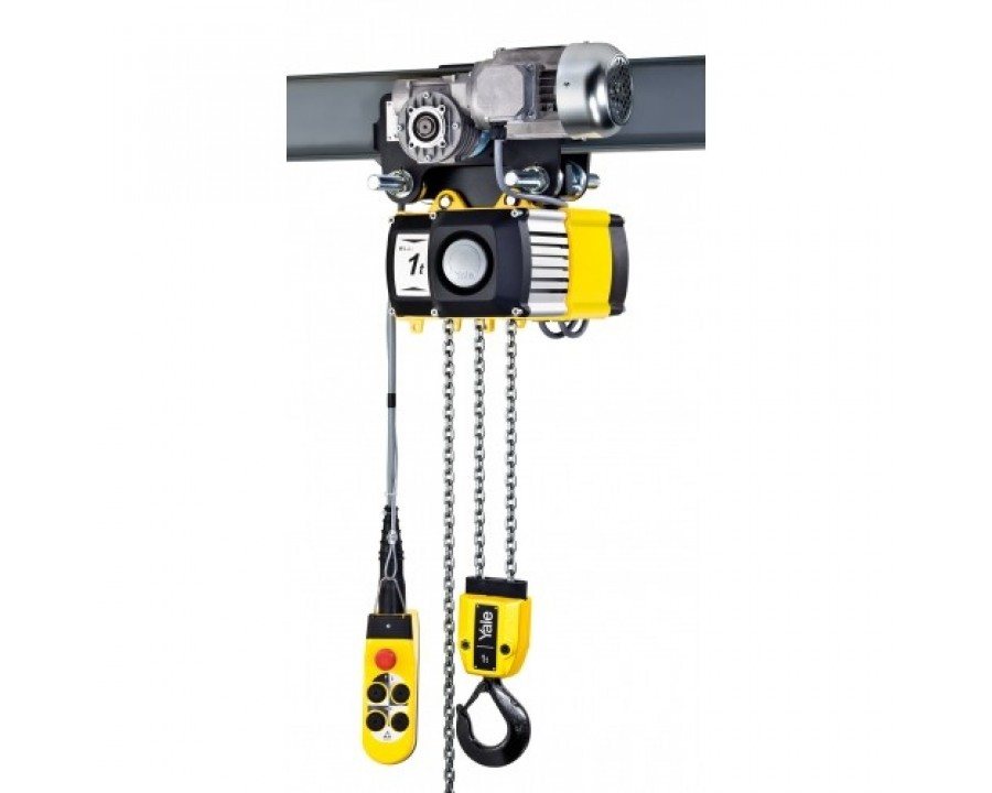 CPV/F 400v Electric Hoists (400v 3Ph 50hz) - Single Speed
