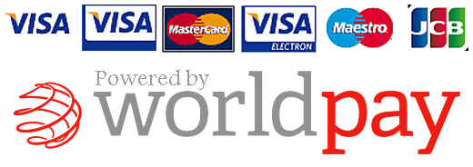 Payment Icons Powered by Worldpay